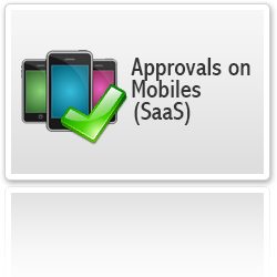 Approvals on Mobiles (SaaS)